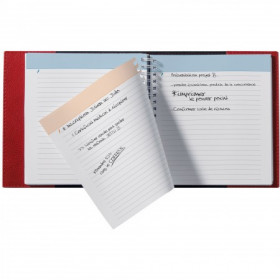 Recharge QUOVADIS Fiche de notes pour Time&Life Medium 16x16cm