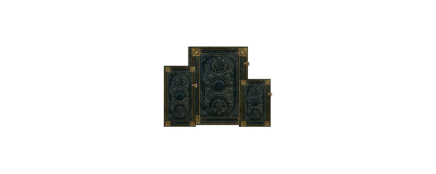 Paperblanks gamme carnets Nocturnelle